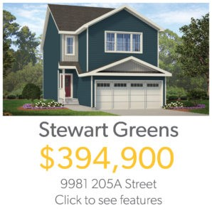 Single Family Home for Sale in Stewart Greens by City Homes Master Builder