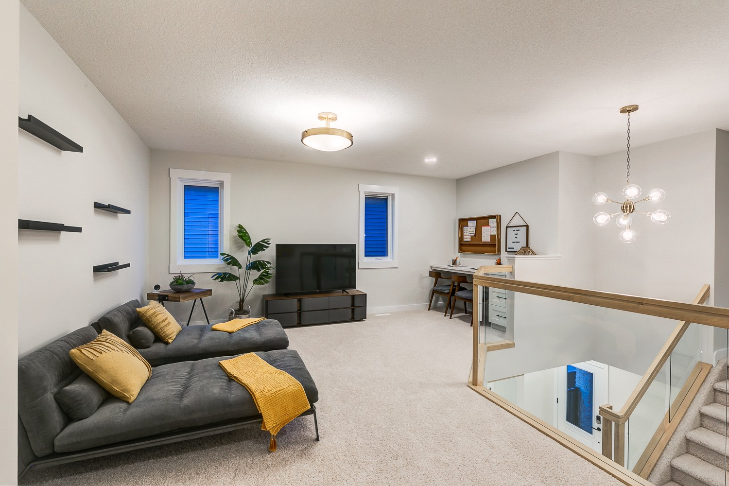 City Home Master Builder Showhome in Kinglet by Big Lake