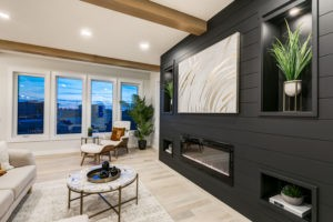 Showhome in Kinglet by Big Lake by City Homes Master Builder