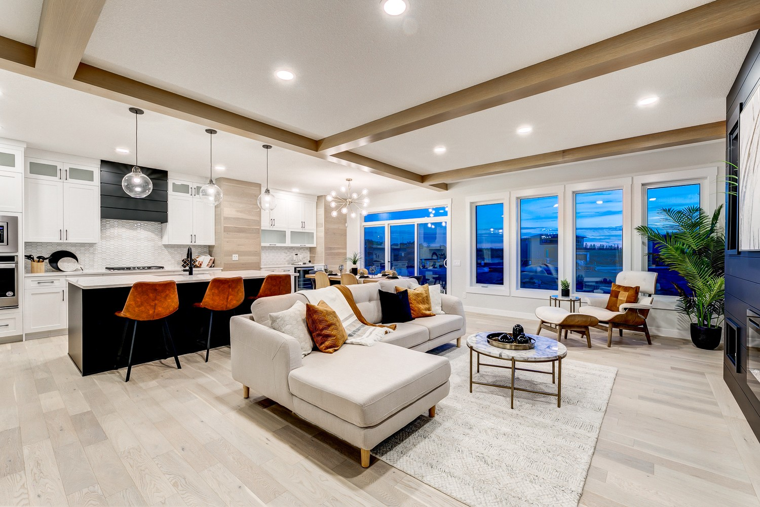 Showhome by City Homes Master Builder in Kinglet by Big Lake
