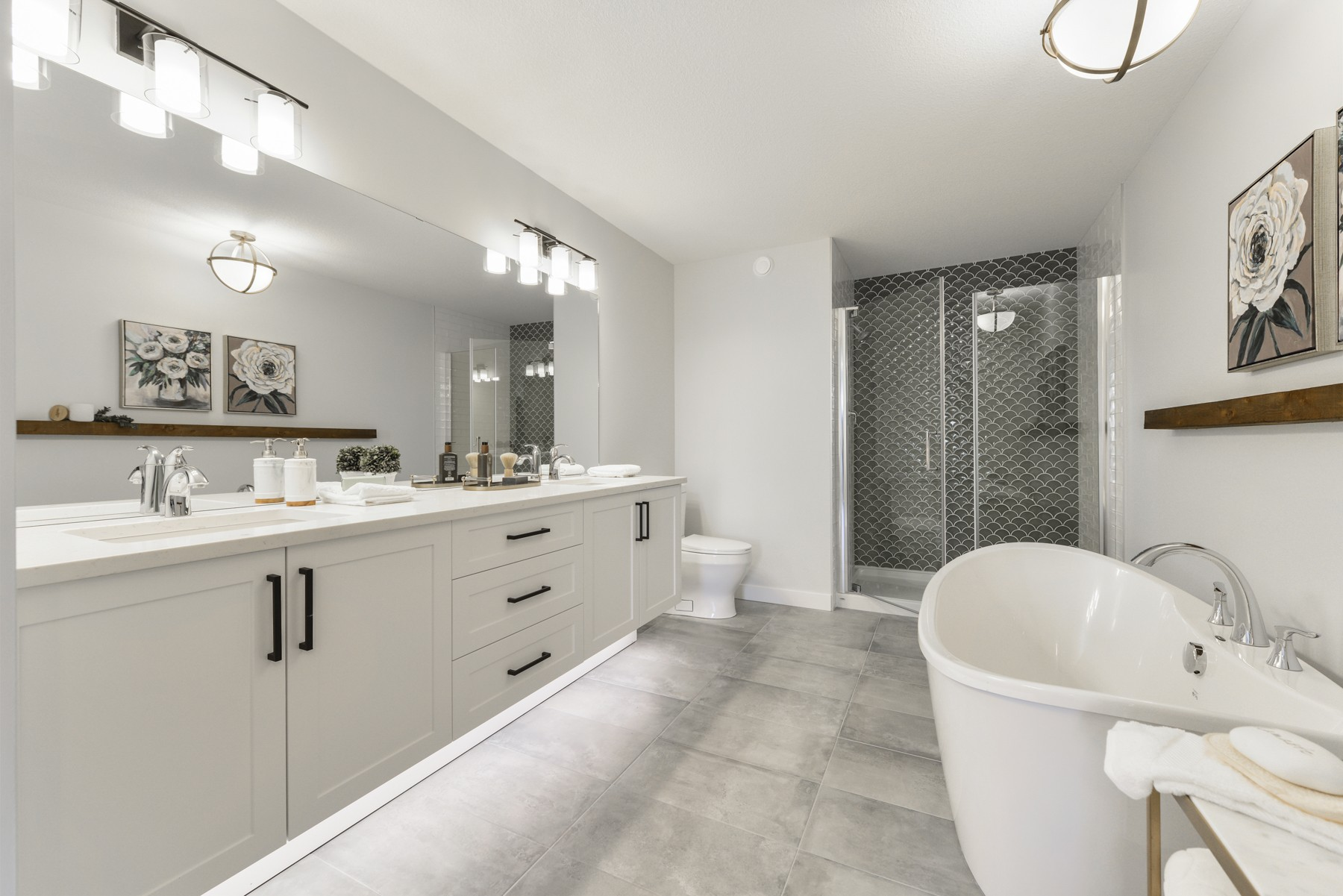 Master Ensuite by City Homes Master Builder