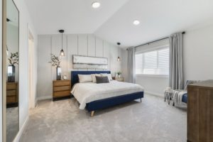 Single family showhome by City Homes Master Builder