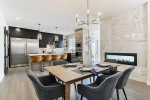 Kitchen by City Homes Master Builder