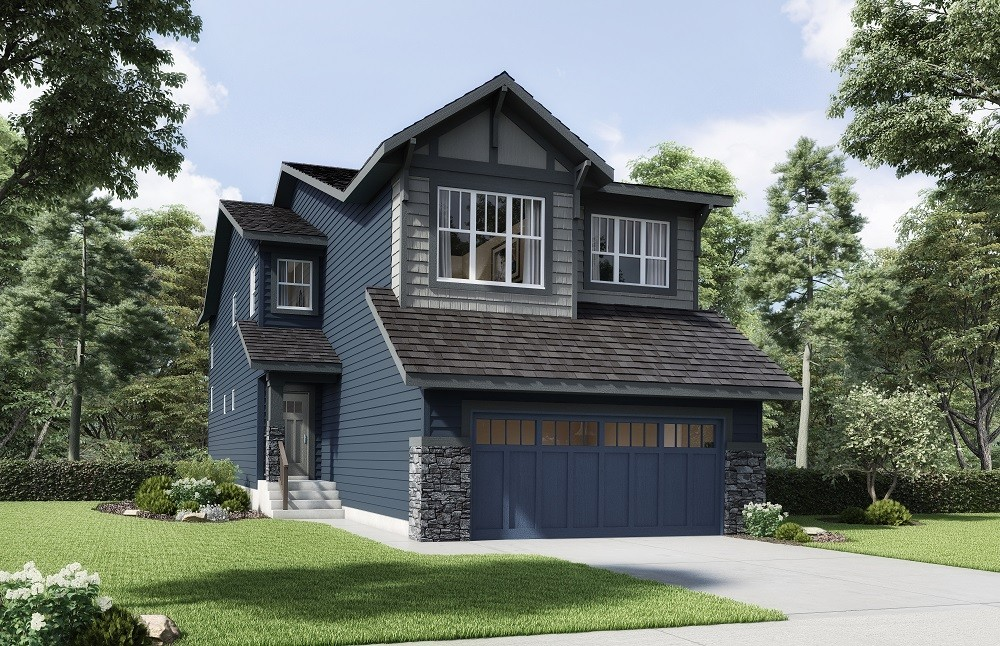 Photo of showhome in Creekwood Chappelle