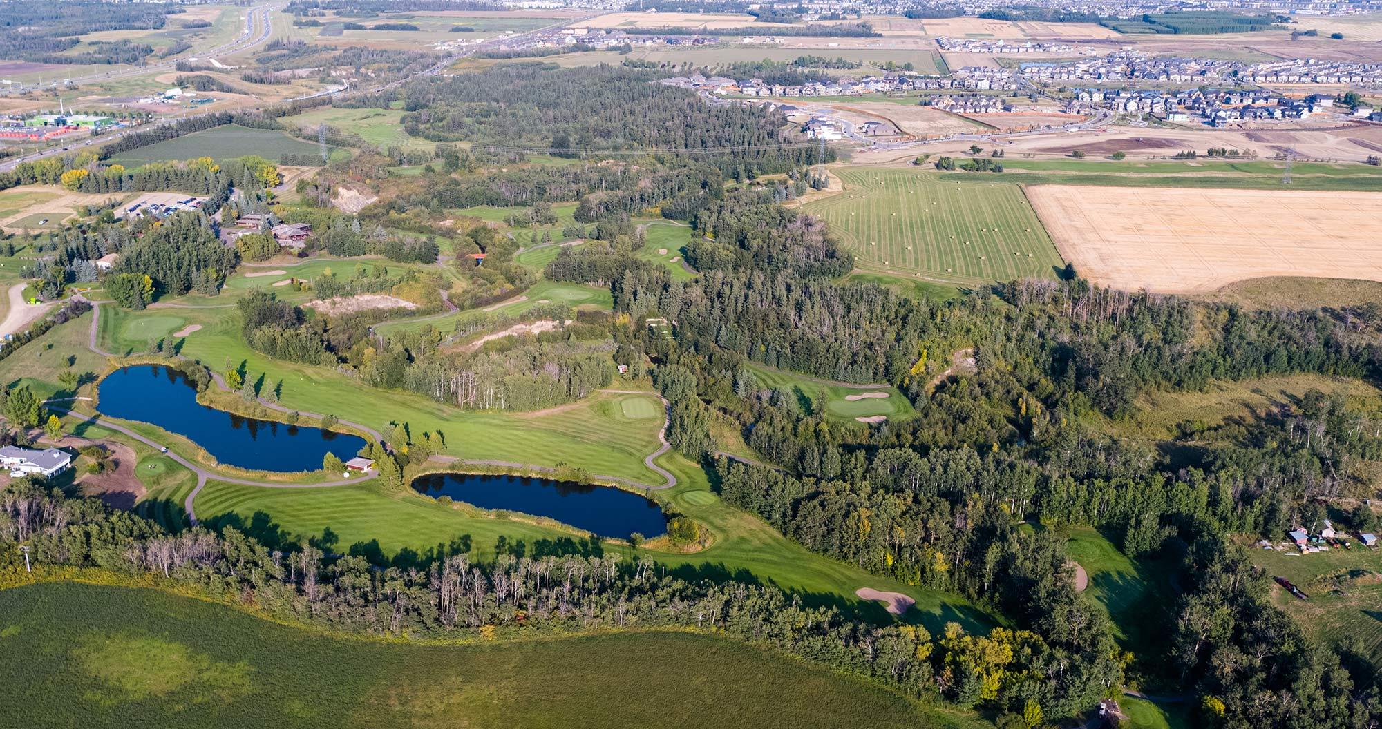 New Homes in South Edmonton Glenridding Ravine