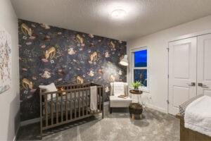 Custom Room by Edmonton New Home Builder City Homes Master Builder
