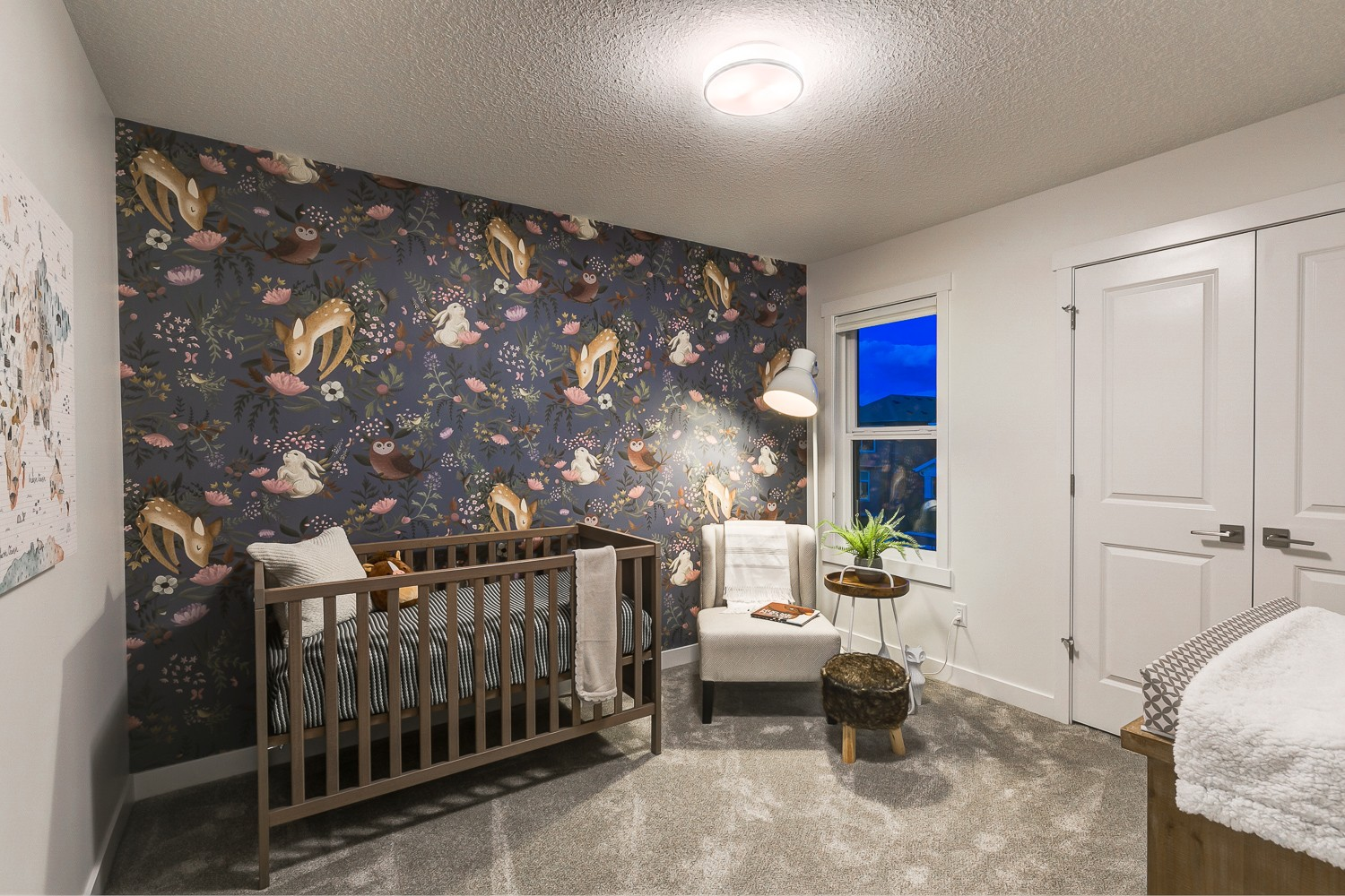 Custom Room by Edmonton New Home Builder City Homes Master Builder