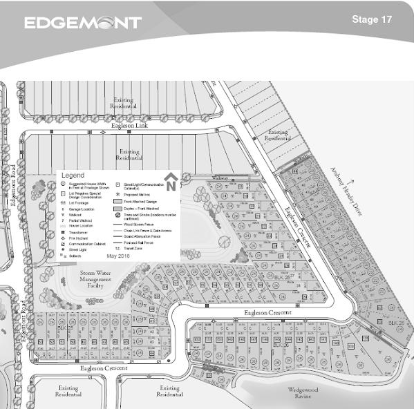Edgemont 17 Map