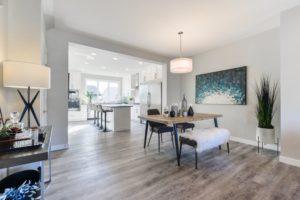 main living area quick possession