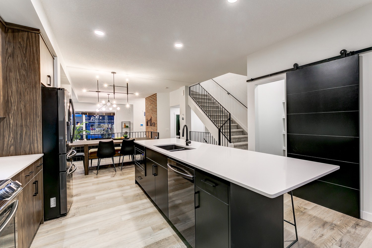 Kitchen Space by Edmontons Best new Home Builder