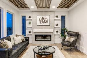 Living Room photo by Edmonton's Best Home Builder
