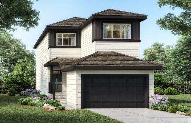 New Home West Edmonton