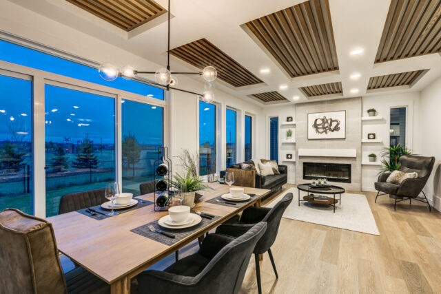 Now Home in North Edmonton in Cy Becker by New Home Builder City Homes