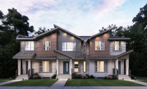 Townhomes in West Edmonton by New Home Builder City Homes Master Builder